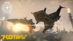 Over at Kotaku UK Julian Benson went inside the troubled development of Star Citizen.