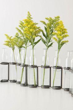 Serpentine Bottles Vase, $198