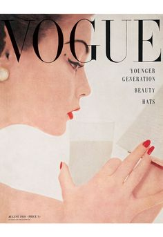 Vogue Magazine Cover Archive (Vogue.co.uk) 1950 Irving Penn