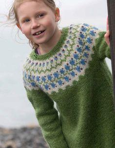 Knitting with Icelandic Wool | Vedis Jonsdottir | Macmillan