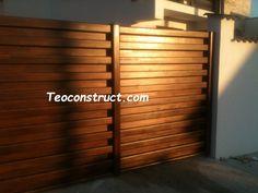 Modele porti din lemn Garage Doors, Outdoor Decor, Home Decor, Decoration Home, Room Decor, Home Interior Design, Carriage Doors, Home Decoration, Interior Design