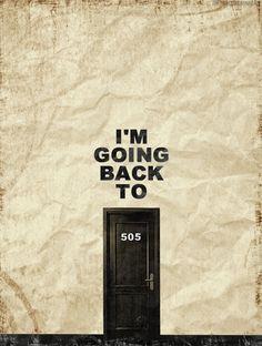 """Arctic Monkeys """"505"""" lyrics. Clever."""