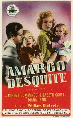 Amargo desquite (1950) tt0042830 P