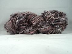 75 Yards Tailspun Art Yarn Lavender Bliss 4 by MommaRobsCreations, $38.50