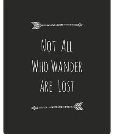 23 Quotes for the Wandering Soul