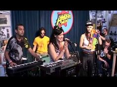 CocoRosie - In-Store Performance at Amoeba (06/29/10)