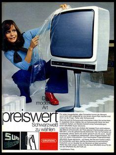 Grundig TV 1970s