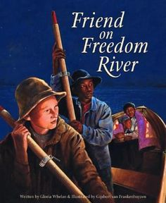 Cover image for Friend on freedom river