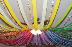 outside party decorating ideas - Google Search