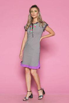 Rochie YONE - Mathilde Dresses For Work, Summer, Fashion, Moda, Summer Time, Fashion Styles, Fashion Illustrations