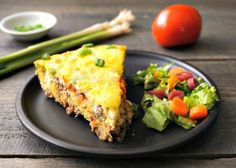 This Mexican frittata recipe is an easy, delicious meal. Try this gluten-free recipe for a healthy dinner or hearty breakfast Mexican F. Mexican Frittata Recipe, Easy Frittata Recipe, Frittata Recipes, Egg Recipes, Brunch Recipes, Mexican Food Recipes, Breakfast Recipes, Cooking Recipes, Recipies