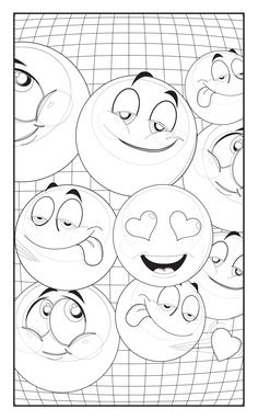 Emoji Love Coloring Book 30 Cute Fun Pages: For Adults, Teens and Kids Great Party Gift (Travel Size) (Coloring Book Mini): Newbourne Media: 9781988603124: Amazon.com: Books