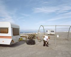 Camping Sauvage, Recreational Vehicles, Photos, The Beach, Photography, Pictures, Camper, Campers, Single Wide