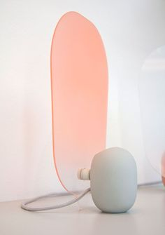 Gradient / Reflector Table Lamp by Studio WM zowieso.com