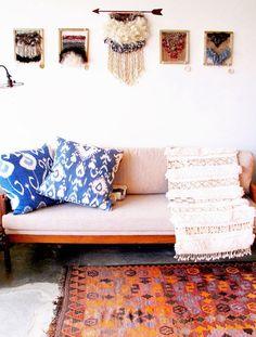 Wat zijn de kenmerken van een bohemian interieur? De bohemian stijl kenmerkt zich door haar specerijkleuren en een mix van verschillende materialen. Denk aan [...]