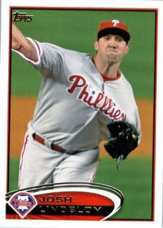 2012 Topps Update #US-225 Josh Lindblom - Philadelphia Phillies (Baseball Cards) by Topps Update. $0.88. 2012 Topps Update #US-225 Josh Lindblom - Philadelphia Phillies (Baseball Cards)