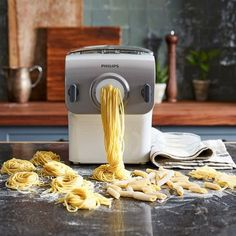 You give this Phillips pasta maker to a dad who loves to cook and you get fresh pasta in return. Almost better than good karma. | 2016 Cool Mom Eats Father's Day gift guide