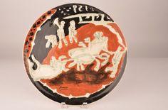 picasso ceramics catalog | lot 371 371 picasso toreador ceramic charger 20th century view catalog