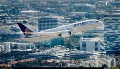 N20904 United Airlines Boeing 787-8 Dreamliner