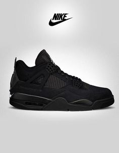 Air Jordan IV - Black Cat