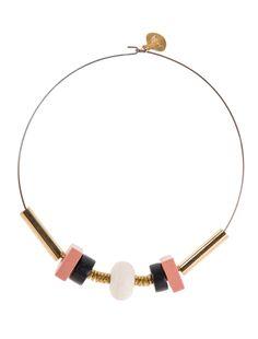 Knick Knack Collar Necklace