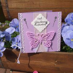 Noch eine Idee zum #Muttertag :-) #diy #diydakrela #cardmaking #handmade #handgemacht #selbstgemacht #craft #love #inspiration #bastelnmitkindern #basteln #Karten #butterfly