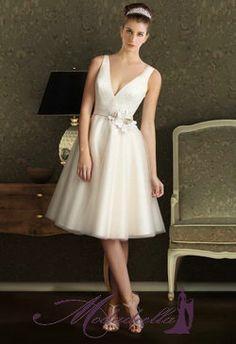 Vestidos de novia pin up baratos