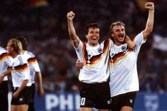 Germany World Cup 1990