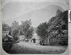 Post Nagreg, West Java 1860 - 1900.