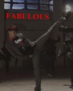 Tao is fabulous XD