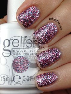 Chickettes.com Gelish Trends - Sweet 16