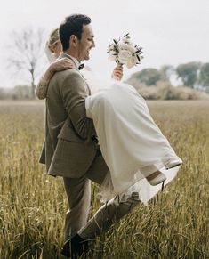 When you combine vintage details, heartwarming touches, and a timeless bridal style, you get a romantic, Pin-worthy wedding, and Nina and Jan's garden wedding was just that! See more rustic wedding inspiration at rusticweddingchic.com | Photo: Lola's Hochzeitsfotografie Rustic Wedding Inspiration, Wedding Ideas, Bridal Style, Garden Wedding, Romantic, Couple Photos, Vintage, Wedding Photography, Couple Shots