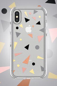 Confetti Pop. iPhone X. #ExtendYourStyle