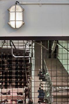 Bulkhead Oval Wall Light / Flush Mount - 6 Inch - Gunmetal Industrial Lighting, Industrial Chic, Vintage Industrial, Bulkhead Ceiling, Cascade Lights, Outdoor Bathrooms, Wall Lights, Ceiling Lights, Wall Mounted Light