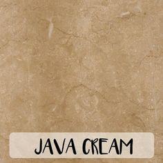 Java Cream Marble | 12x12 | Honed
