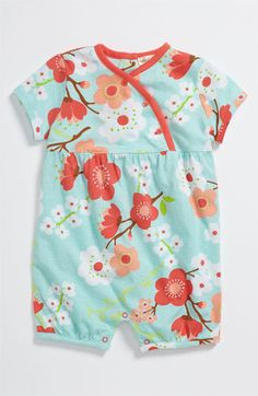 Angel Dear Print Romper (Infant) available at Nordstrom