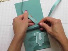 A great step by step for making bows.  Finger Tips for Paper Crafting Art: Tying Knots