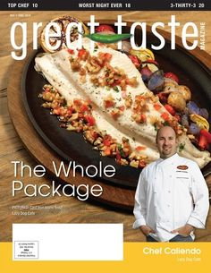 Great Taste Magazine 2010 May June Issue