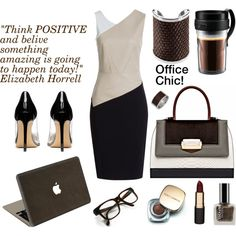 Liz by elizabethhorrell on Polyvore featuring Roland Mouret, Witchery, Mimco, Bodum, Michael Kors and Dolce&Gabbana