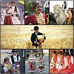 Croatian Costumes