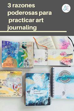 """""""El arte nos permite encontrarnos y perdernos al mismo tiempo"""". Así es, y es por eso que creemos que TODOS, absolutamente todos deberiamos llevar un journal. Depronto seriamos más felices con nuestras vidas y mejores personas."""