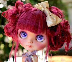 Otoño muñeca Blythe Custom por SweetCrate 99 por SweetCrate