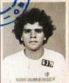 Foto de minha carteira de trabalho (1975)