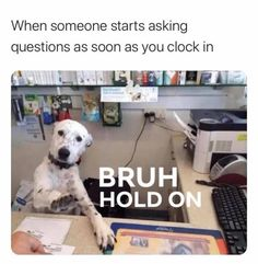 Sales Techniques, Hiring Process, Questions To Ask, Work Humor, When Someone, Work Memes