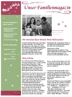 Full  Christmas Letters Christmas Newsletter And Infographic