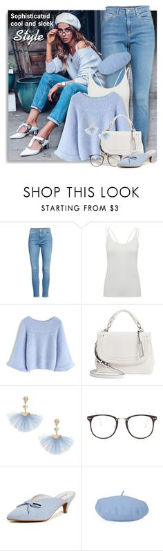 """""""Sophisticated and sleek style - 1746"""" by breathing-style ❤ liked on Polyvore featuring Topshop, M&Co, Chicwish, Sole Society, Shashi, Nasty Gal and Jeffrey Campbell"""