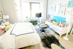 6th Street Design School | Kirsten Krason Interiors : Feature Friday: Jana Bek (pinned with permission from blogger)