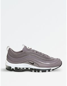 893641e9d92826 Nike Air Max 97 leather and mesh trainers