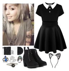 """Leda Muir Inspired"" by misjo ❤ liked on Polyvore"