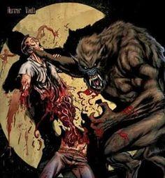 Werewolf's horror vault